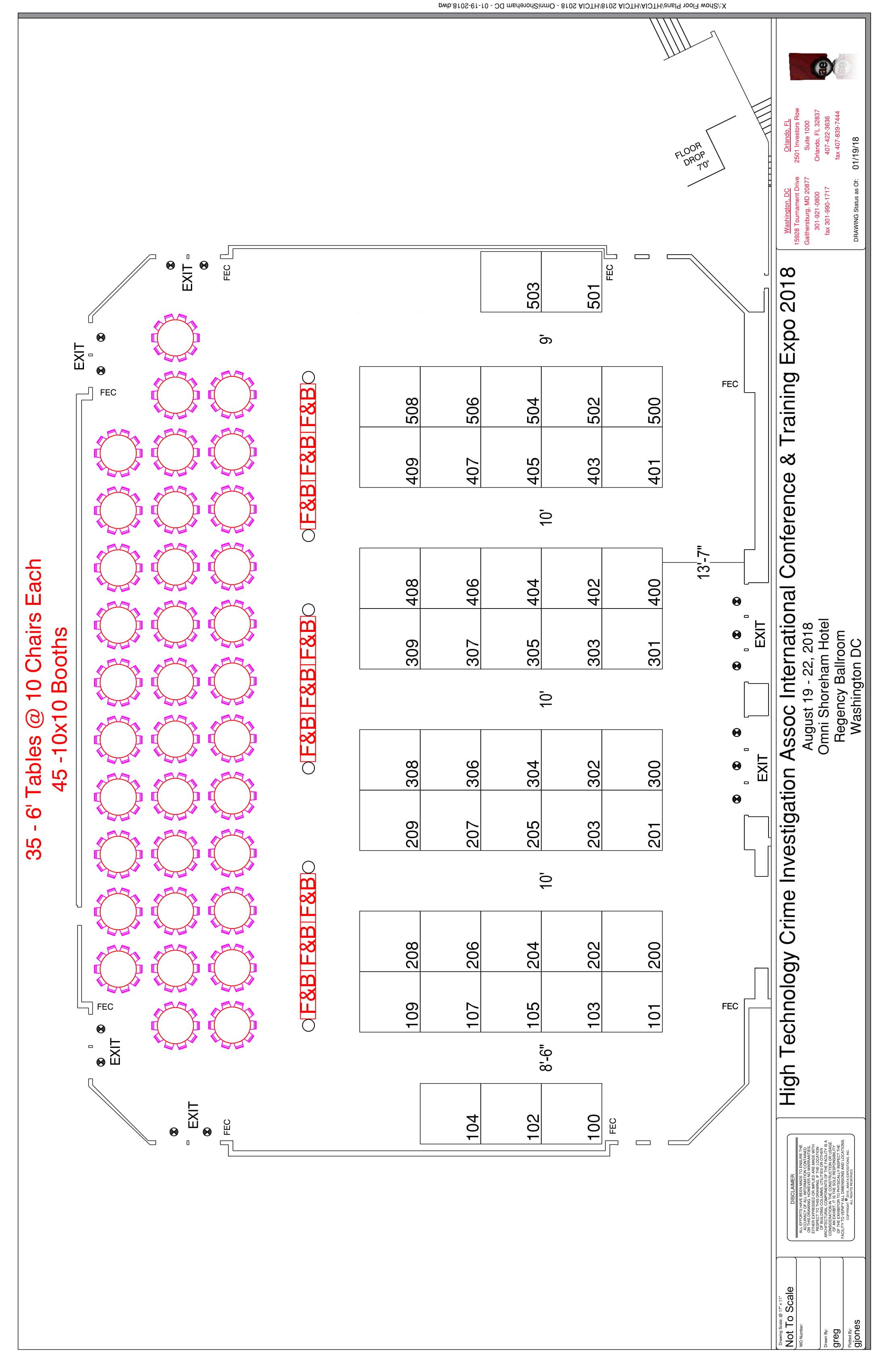 Exhibitor Floor Plan FINAL