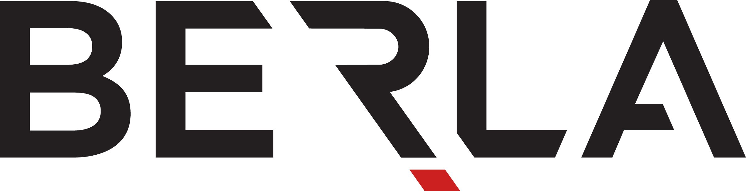 Logo - Berla - Black - 052213