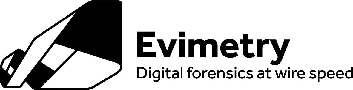 Evimetry Logo Large MONO (Black)