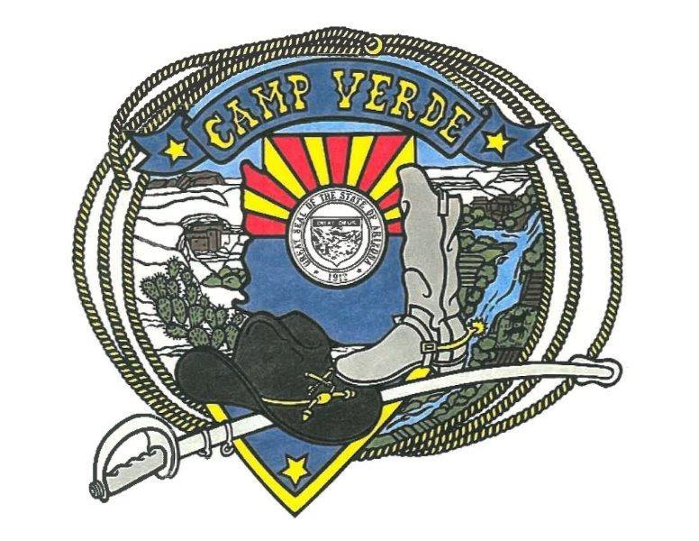 Camp Verde Logo