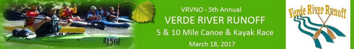Verde River RunOff 2017