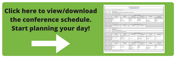 Click here to view and download the schedule to start planning your day.