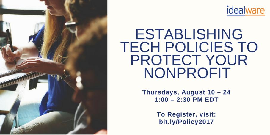 Tech policies