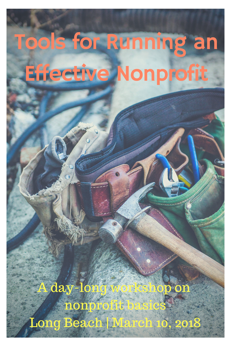 Tools for Running an Effective Nonprofit 14-46-00-939