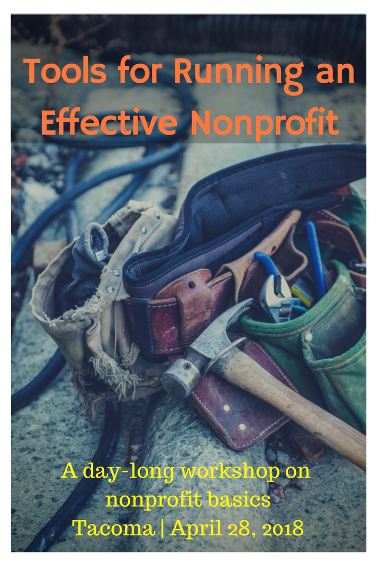 Tacoma Tools for Running an Effective Nonprofit