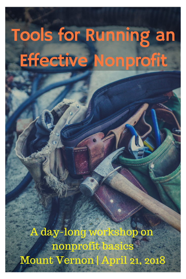 Mount Vernon Tools for Running an Effective Nonprofit