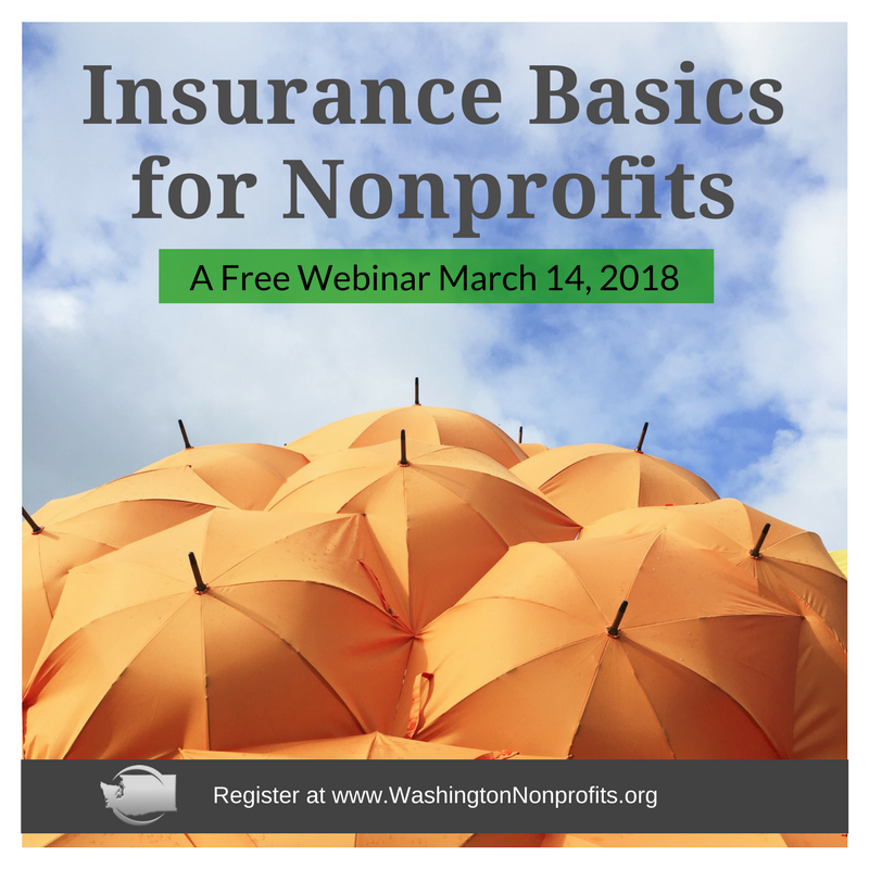 Insurance Basics for Nonprofits