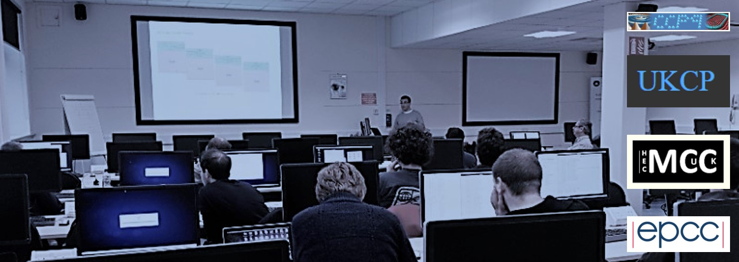 2nd Joint CCP9-MCC-UKCP-EPCC Workshop on Ab initio Periodic Codes