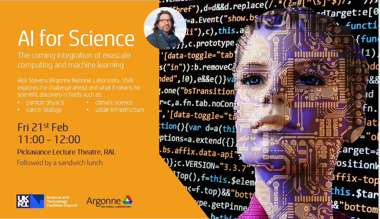 AI for Science: The coming integration of Exascale Computing and Machine Learning and what it means for scientific discovery