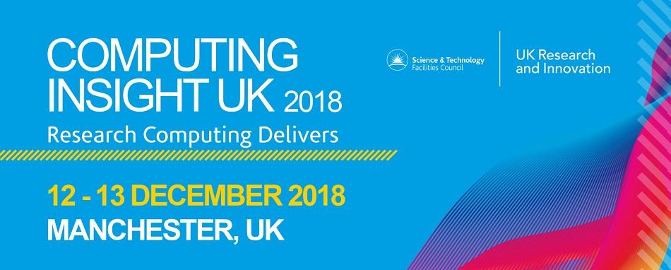Computing Insight UK 2018