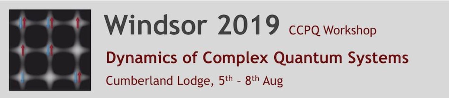 CCPQ Workshop - Windsor 2019