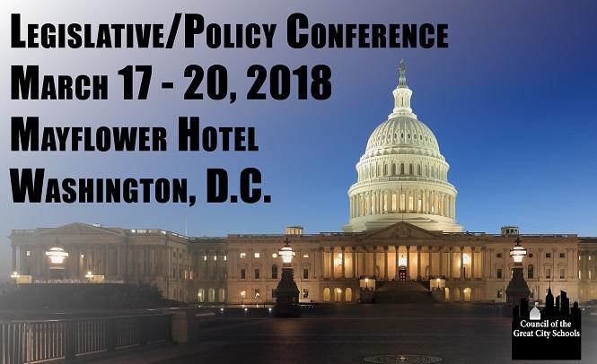 2018 Annual Legislative/Policy Conference