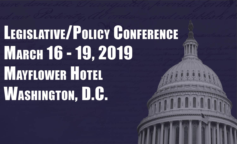 2019 Annual Legislative/Policy Conference
