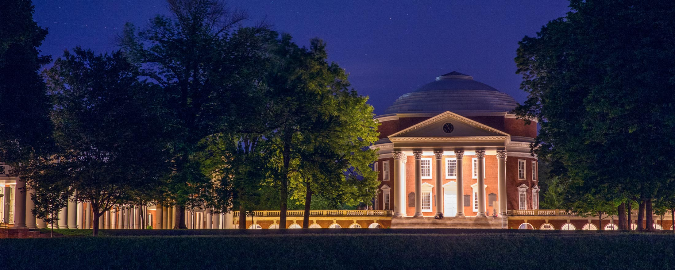 UVA rotunda
