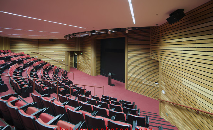Brower center auditorium