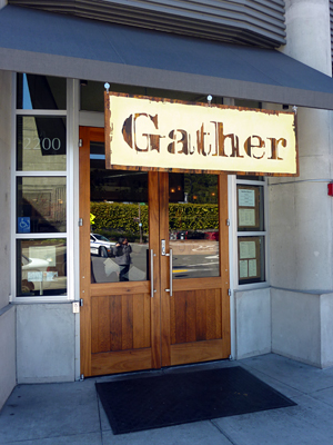 gather-entrance