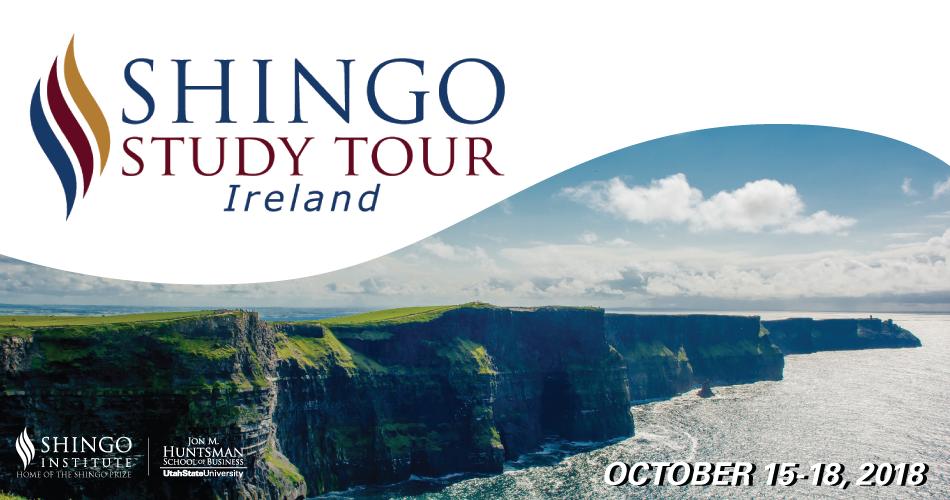 2018 Shingo Ireland Study Tour