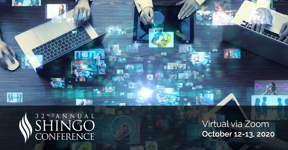32nd Annual Shingo Conference