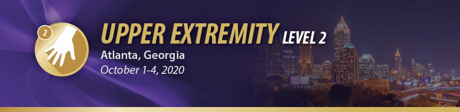 Upper Extremity Level 2