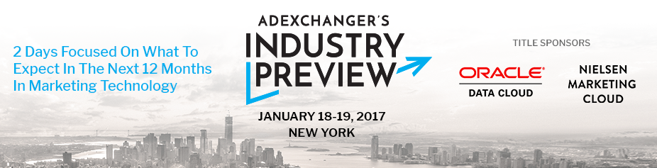 AdExchanger's Industry Preview 2017