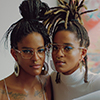 Coco and Breezy Headshot100X100