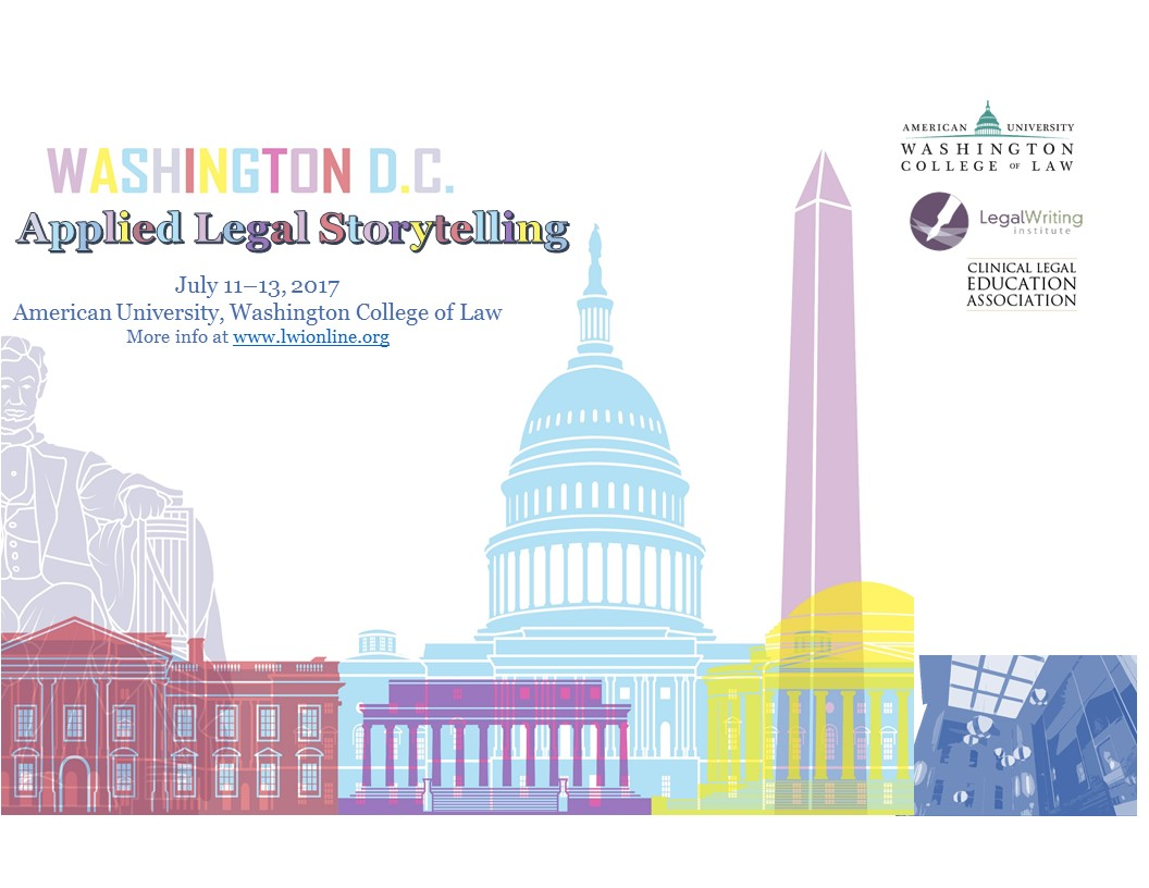 Sixth Biennial Conference on Applied Legal Storytelling