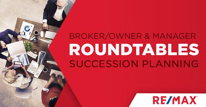 Broker/Owner & Manager Roundtable