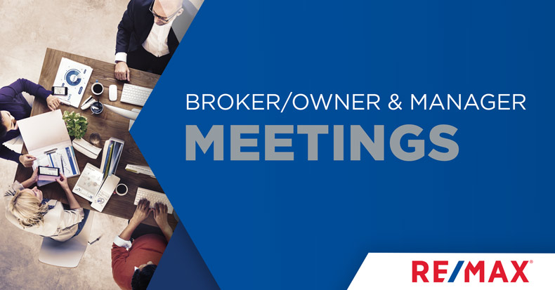 Broker/Owner & Manager District Meeting