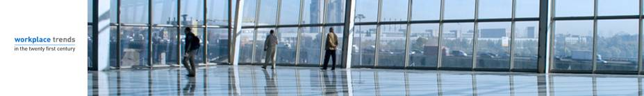 Workplace Trends: Wellbeing & Performance, 25 October 2012
