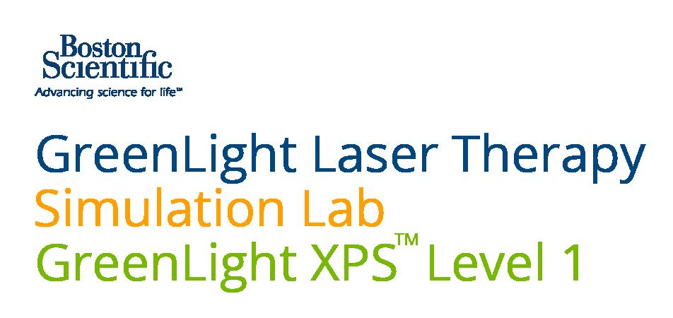 GreenLight XPS Surgery Program