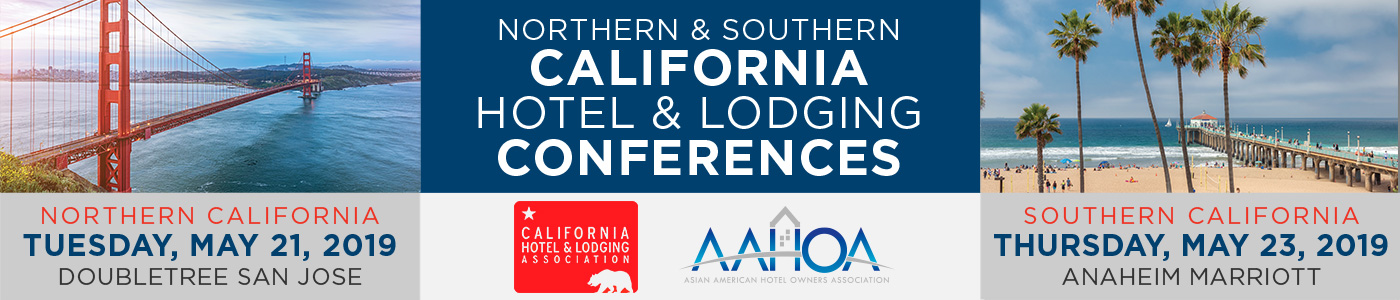 California Hotel & Lodging Conference Exhibitor Registration