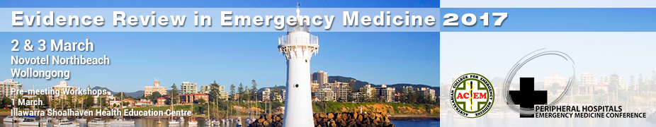 Evidence Review in Emergency Medicine 2017