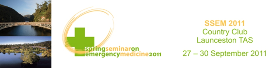 Spring Seminar on Emergency Medicine 2011