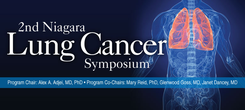 2nd Niagara Lung Cancer Symposium