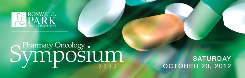 Pharmacy Oncology Symposium 2012