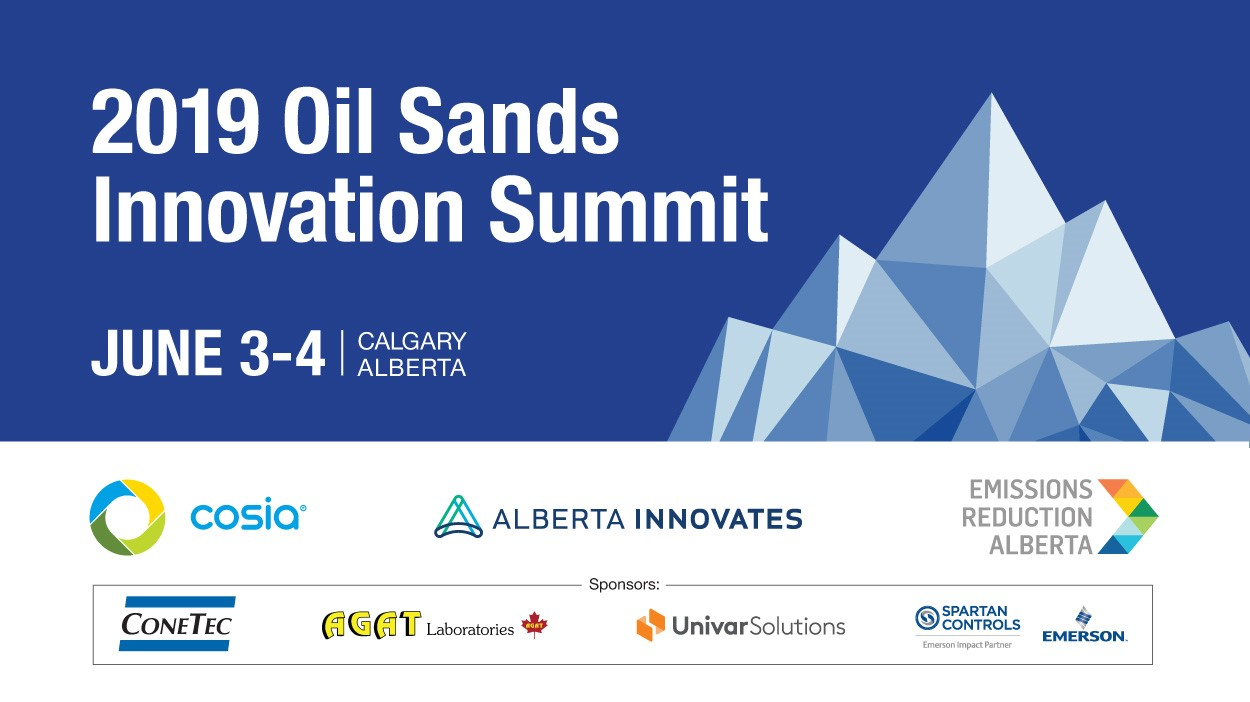 2019 Oil Sands Innovation Summit