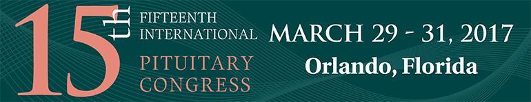 Fifteenth International Pituitary Congress