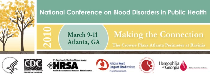 National Conference on Blood Disorders in Public Health