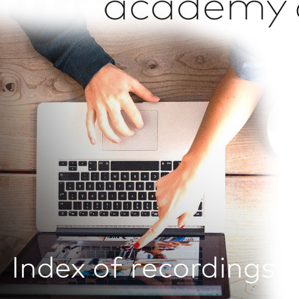 Index-of-recordings