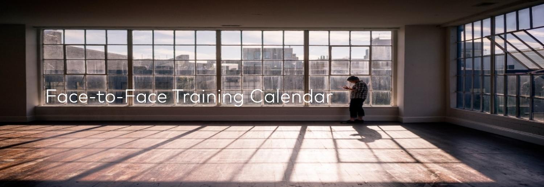 F2F Training Calendar