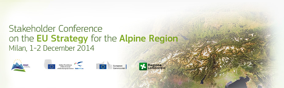 EUSALP Conference