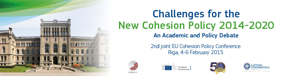2nd joint EU Cohesion Policy Conference
