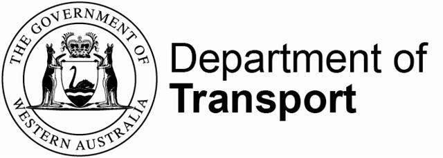Dept of Transport Logo