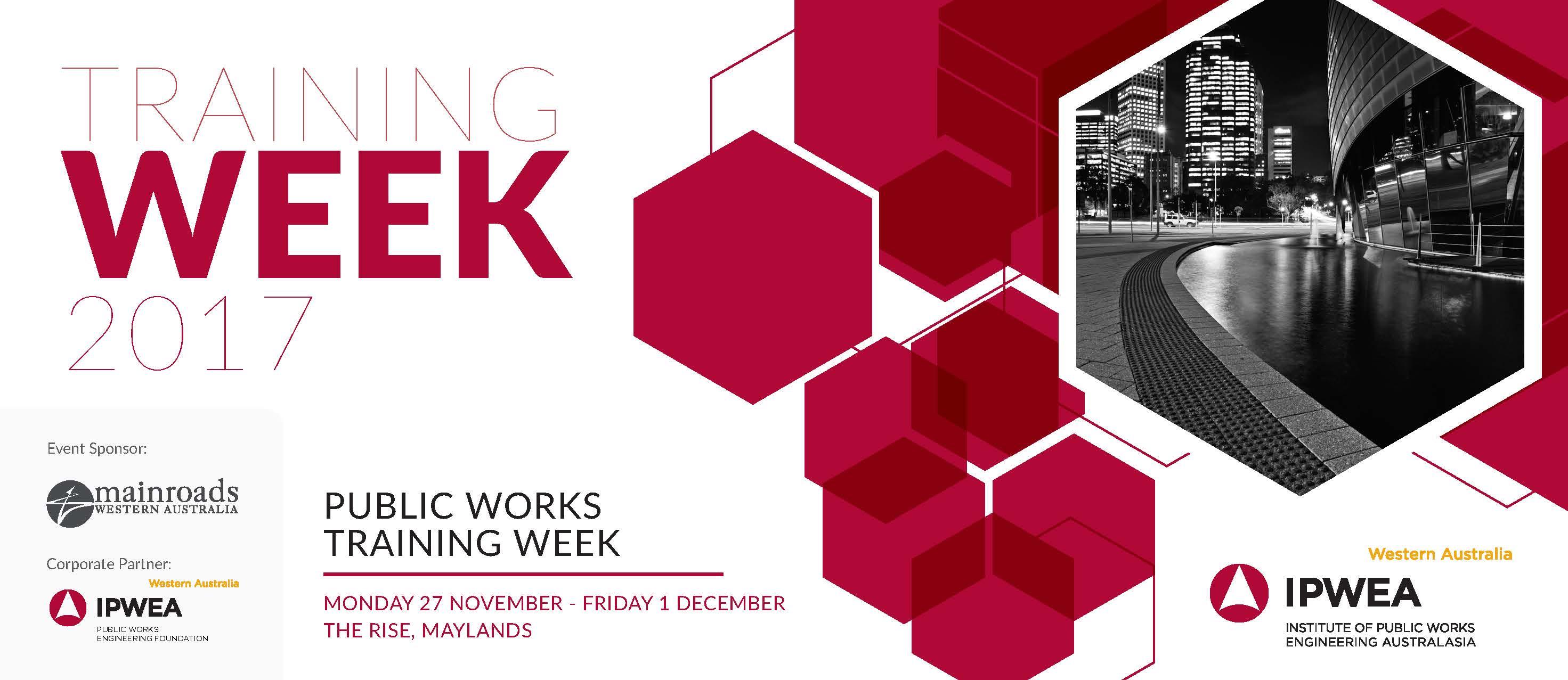 2017 Public Works Training Week