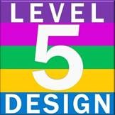 Level 5 Design Portrait