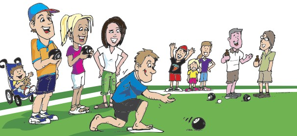 Young IPWEA Barefoot Bowls & BBQ Networking Function