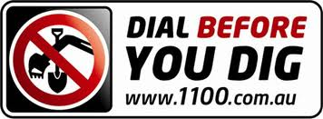 Dial Before You Dig Logo.Exhibitor
