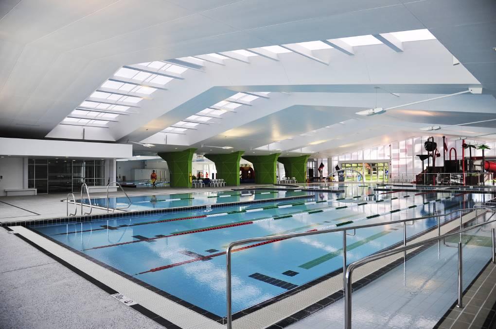 Mandurah Aquatic Centre (indoor)