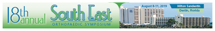 18th Annual South East Orthopaedic Symposium