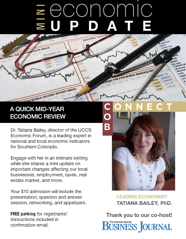 Mini Economic Update with Tatiana Bailey